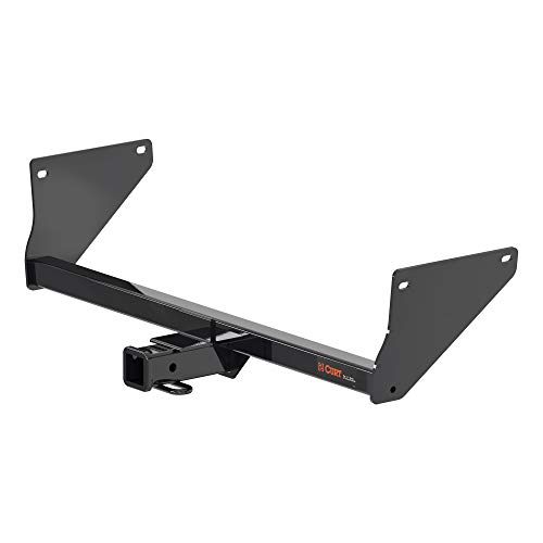CURT 13416 Class 3 Trailer Hitch, 2-Inch Receiver, Compatible with Select Toyota RAV4