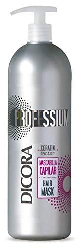 Dicora Professium mascarilla capilar con keratina 1000 ml
