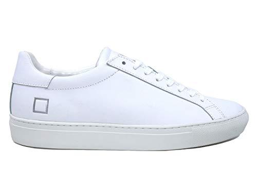 D.A.T.E. Nw-CA-WH - Zapatillas deportivas para hombre de piel blanca Size: 39 EU