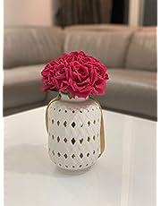 Fourwalls Artificial Rose Bouquet