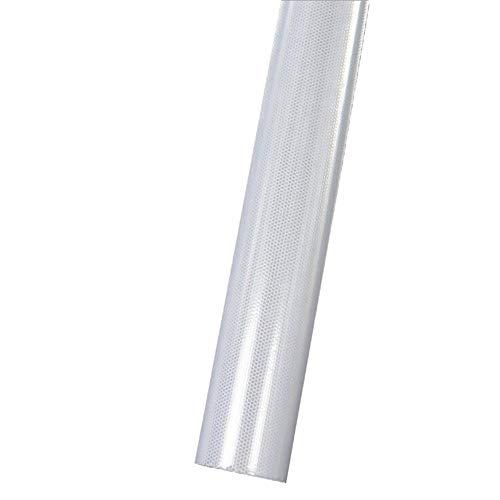 HOHOFILM Siebdruckfolie für Tintenstrahldrucker, reflektierend, wasserdicht, für Tintenstrahldrucker, 124 x 50 cm