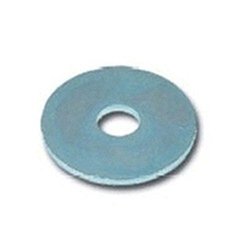 Sipa 5/966 schort, verzinkt, diameter 8 x 24 (8,5 x 24 x 2), zilver, 500 stuks