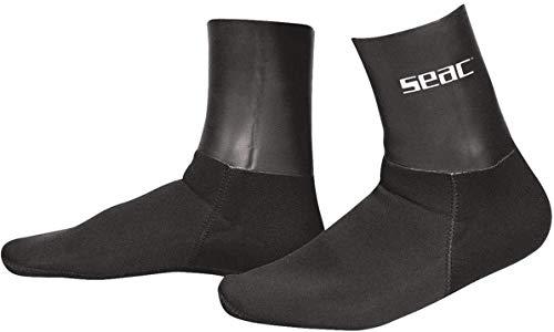 Seac Anatomic, calcetines de neopreno, calcetines térmicos para apnea y buceo con aletas calzantes