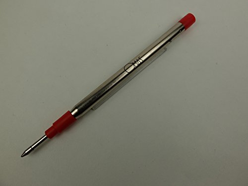 OMAS Kugelschreiber-Mine 2010 Red / rot für alten 360 Umbau von RB auf KS