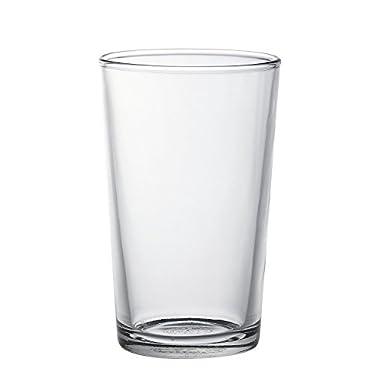 Duralex Made in France Unie Glass Tumbler (Set of 6) 7.75 oz Clear