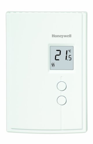 Honeywell RLV3120A1005/E1 Digital Non-Programmable Thermostat for Electric Baseboard Heating