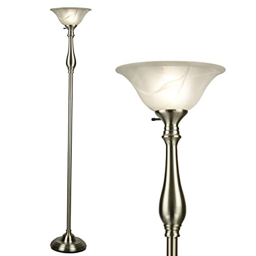 LIGHTACCENTS Royal Floor Lamp with...