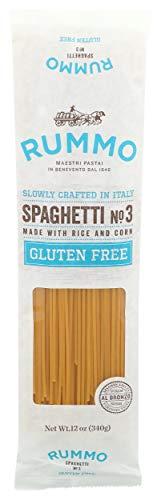 Rummo, Pasta Spaghetti Gluten Free, 12 Ounce