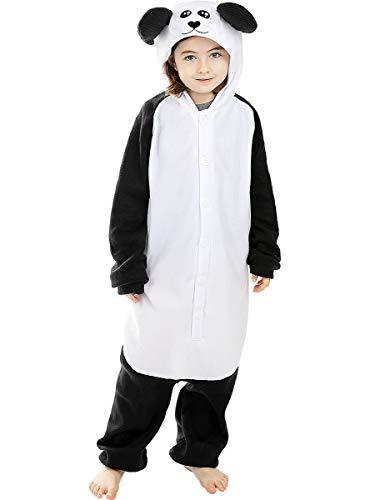 Funidelia | Disfraz de Oso Panda Onesie para niño y niña Talla 3-4 años ▶ Animales, Oso - Multicolor