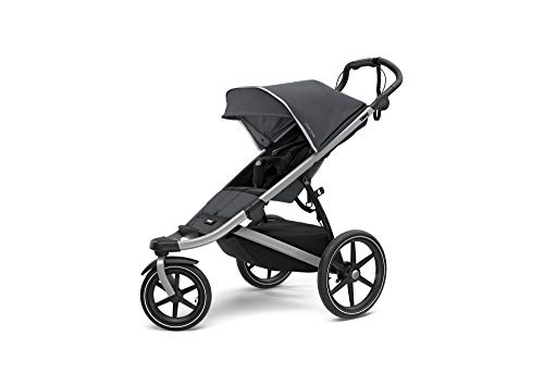 Thule Urban Glide 2 Jogging Stroller, Dark Shadow
