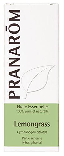 Pranarom - Lemongrass, Aceite Esencial Natural 10ml