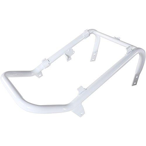NCY 0400-1005 White Lowering Seat Frame for the Honda Ruckus