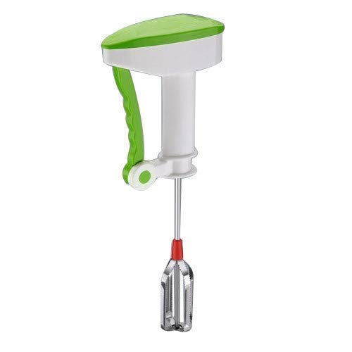 Dewberries Power-Free Hand Blender and Beater with High Speed Operation (Multicolour) Pack...