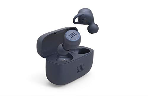 JBL LIVE 300, Premium True Wireless Headphone, Blue
