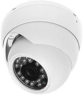 Black IP66 LTS Platinum 2MP 1080p 24-LED Mini IR Bullet HD-TVI Camera 3.6mm