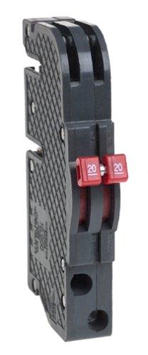 View-Pak Div. Of Tes UBIZ0220 Unique Zinsco Dual Pole Thin Circuit Breakers