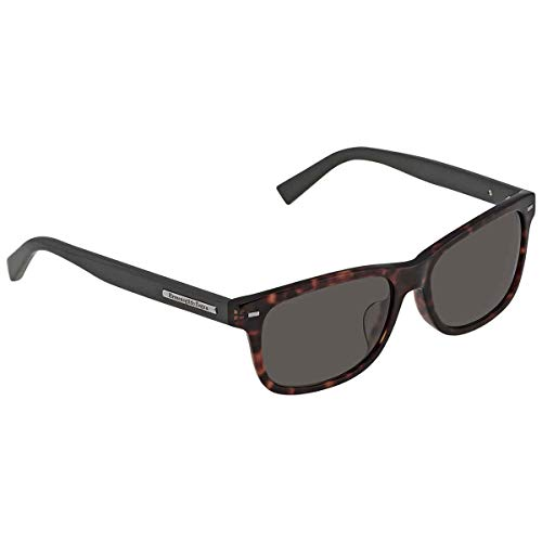 Ermenegildo Zegna Sonnenbrille EZ0001-F Gafas de sol, Rojo (Rot), 58.0 para Hombre