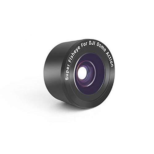 Metermall Camera Spiegel Lens Action Camera Fisheye Macro Lens Action Camera Lens Accessoires, Fisheye lens