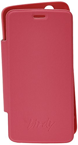 Wiko Birdy Flip Cover pink