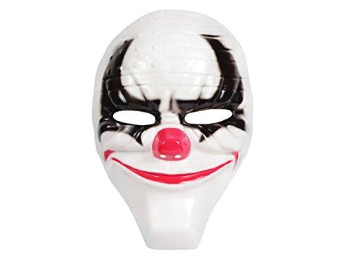 Alsino Horror clown masker bloedig Halloween-masker Horror-Clown Killer masker
