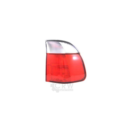 Rückleuchte Heckleuchte rechts rot P21W PY21W R5W ohne Lampenträger für Model 5er Touring E39