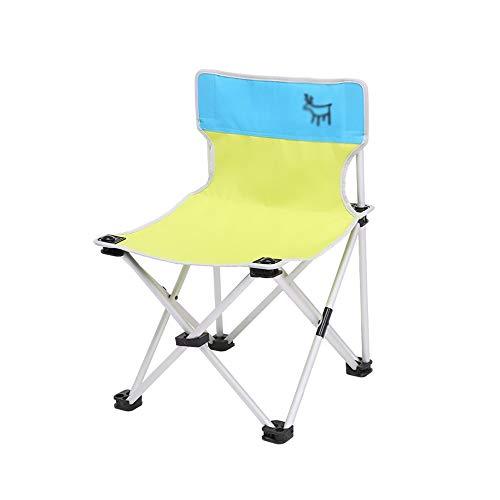 lovehouse Pliant Chaise de Camping avec Hauteur r/églable Et Retour Fauteuil Pliable Chaise Pliante Chaise Lounge Inclinable avec si/ège rembourr/é pour la p/êche de la Plage-Vert