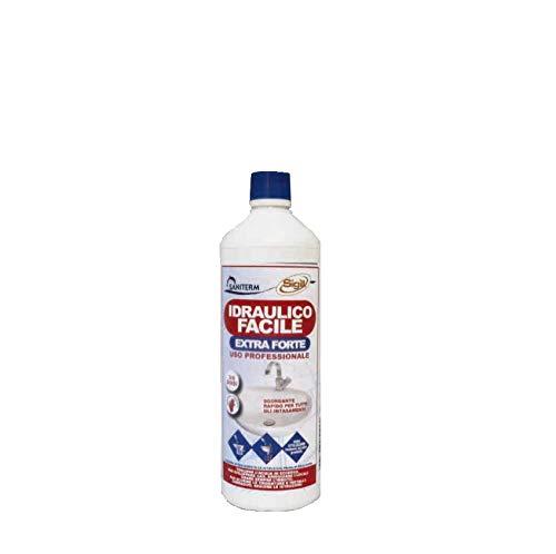 Pigal s.p.a a socio unico Acido Sturalavandini Idraulico Facile Exstra Forte Uso Professionale 1 lt Ideale per Tutti Gli Intasamenti (3)