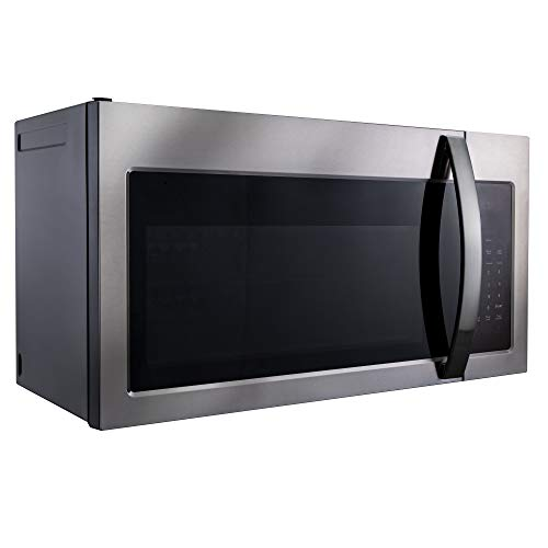 """RecPro RV Microwave Over The Range 30"""" Convection Oven 