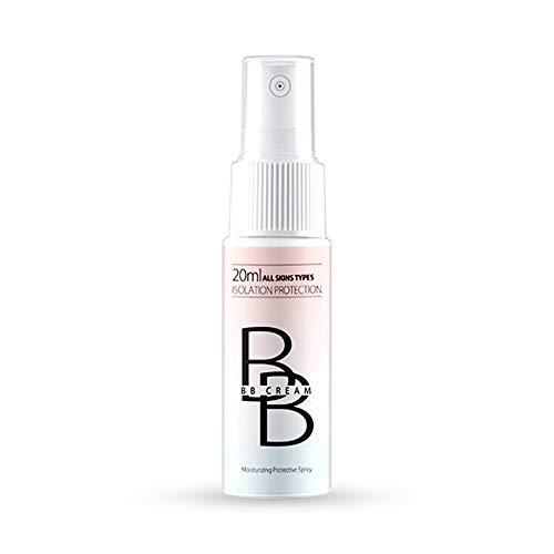 Spray Bb Cream leggero e traspirante, la crema correttore Bb schiarisce la crema di base