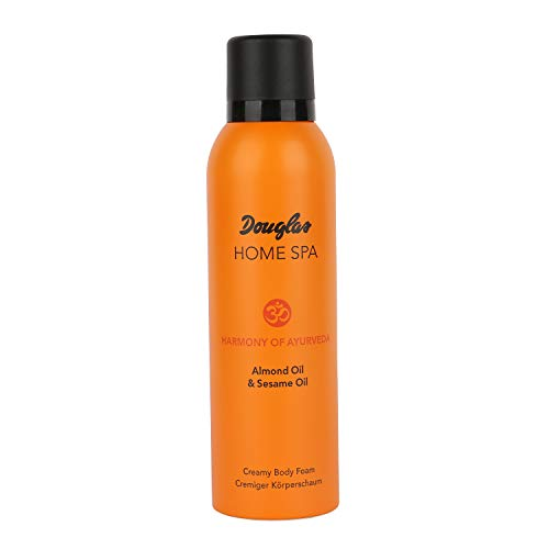 Douglas Home SPA - Harmony of Ayurveda - Almond Oil & Sesame Oil - Creamy Body Foam/Cremiger Körperschaum 200ml