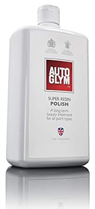 Autoglym - Super Resin Polish, Quita los Rasguños y Arañazos, Protección Similar a la Cera para la Pintura del Automóvil, 1L
