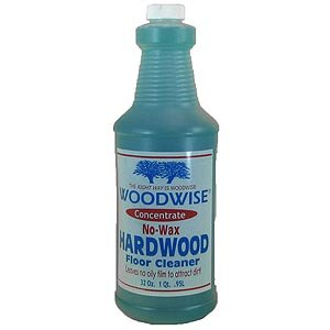 Woodwise 32oz Concentrate No-Wax Hardwood Floor Cleaner