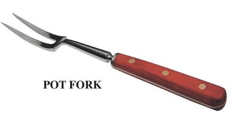 Winco KCF-14 Cook's Fork, 14-Inch