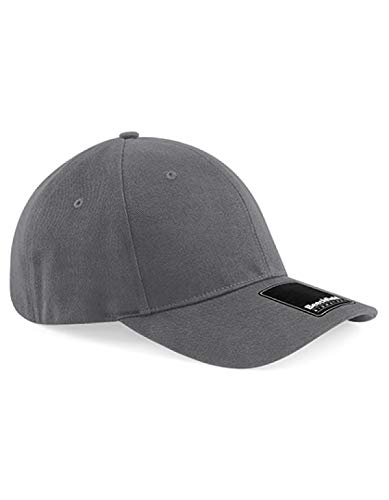 Signature Stretch de Fit Gorra de béisbol gris grafito large