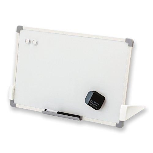 アスカ ホワイトボード スタンド付 VWB077 Mサイズ