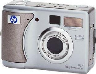HP PhotoSmart 935 - Cámara Digital Compacta 5.26 MP (1.5 Pulgadas LCD, 3X Zoom Óptico)