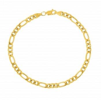 AvenueDuBijou Bracelet Homme Alterné Or 18 Carats