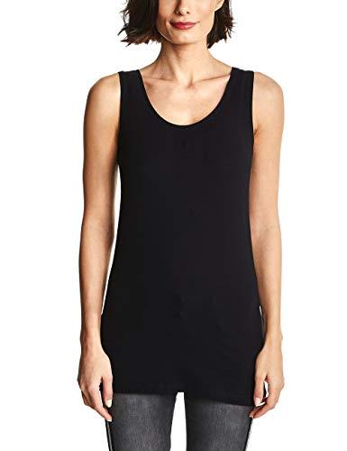Street One 313170 Layri Camiseta sin Mangas, Negro (Black 10001), 38 para Mujer