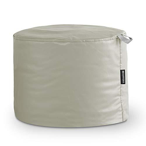 Kruk van polyester. 50x50x40 cm As