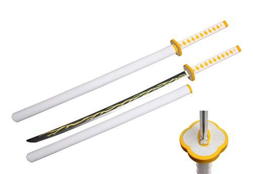 Samurai Sword Zen Lightning Cosplay Costume Halloween Prop