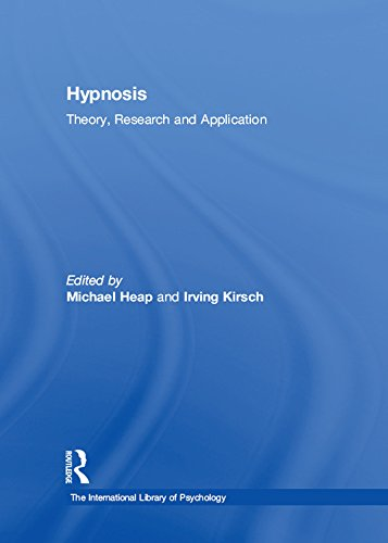 Hypnosis: Theory, Research and Application (The International Library of Psychology)