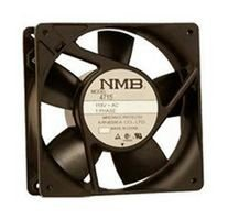 NMB TECHNOLOGIES 3115FS-12T-B20-A00 AXIAL FAN, 80MM, 115VAC, 90mA
