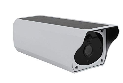 Cámara Impermeable 1080P HD WiFi Cámara para Exteriores Cámara Solar para Exteriores Cámara IP de Seguridad Solar para Seguridad al Aire Libre