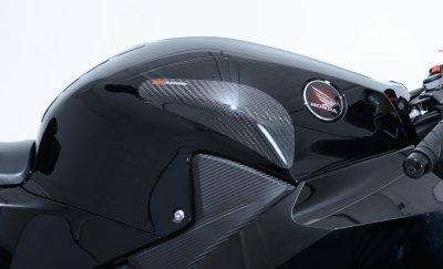 R & G Racing Carbon Faser Schutz Tank Regler für Honda CBR600RR 2013–ts0018C
