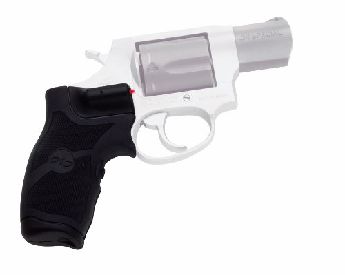 Crimson Trace Lasergrip for Taurus Small Frame, Black