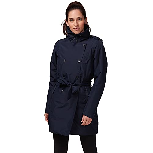 Helly Hansen Welsey Ii Trench Insulated Jacke Chaqueta Mujer