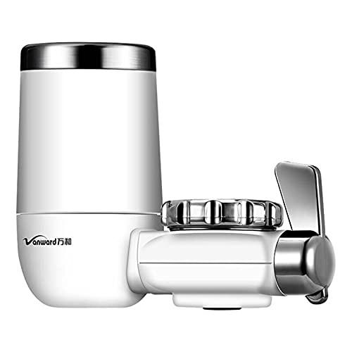 SAIO Purificador de agua Grifo Filtro Inicio Grifo Agua Filtración Purificador de Agua VLT-01