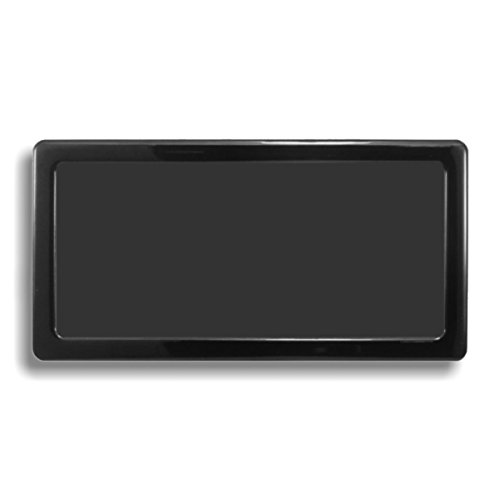 DEMCiflex Staubfilter für 240mm Radiatoren schwarz/schwarz