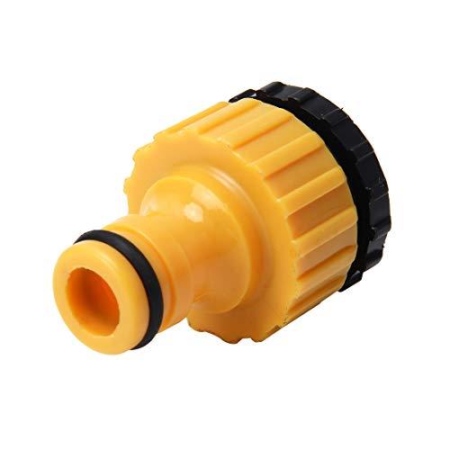 Botella de spray Conector de manguera for grifo estándar universal Conector rápido...
