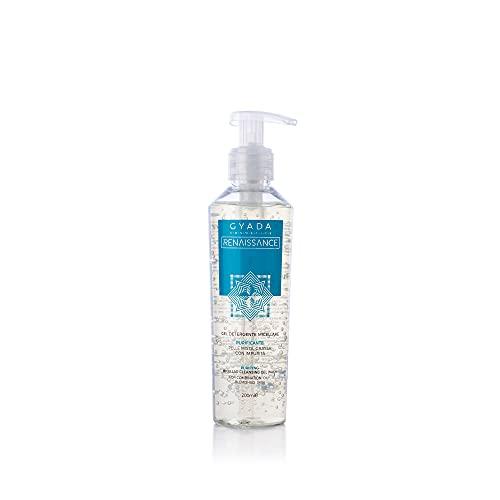 Gyada Cosmetics GC014 Gel Detergente Micellare Purificante, Certificato Bio, 200 Ml